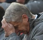WENGER: Facing ban for touchline shove