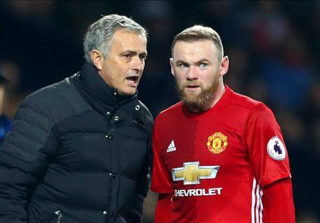Mourinho deja vía libre a Rooney