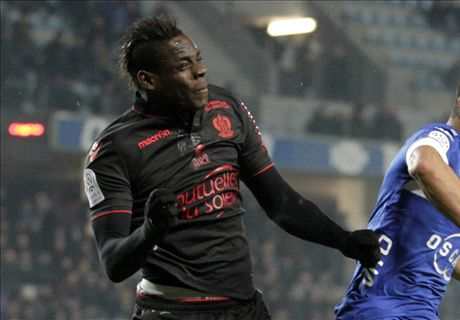 Balotelli returns to Ligue 1 action