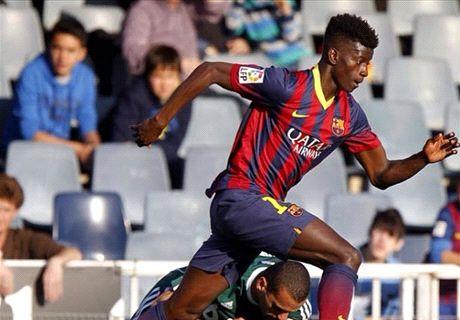 En el Barça preocupa el fútbol base