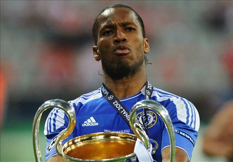 Mourinho: Drogba could return