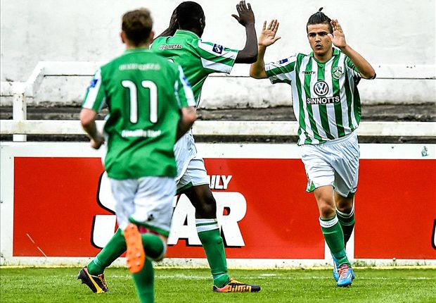 Bray Wanderers 1-0 Manchester United XI: Seagulls overcome young Red Devils