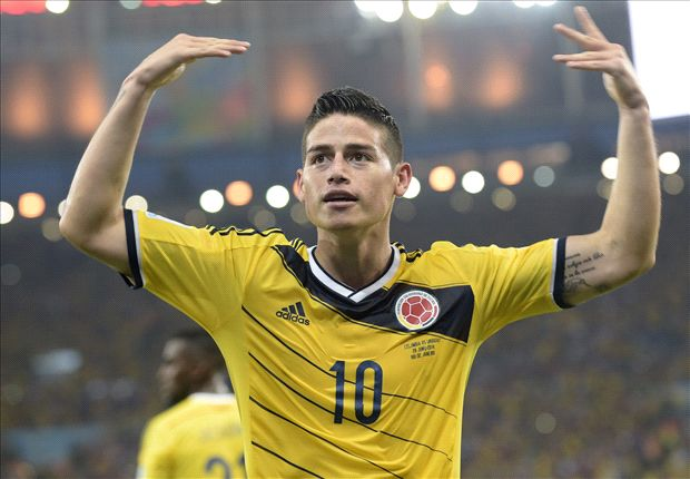 Ten things you don't know about James Rodriguez