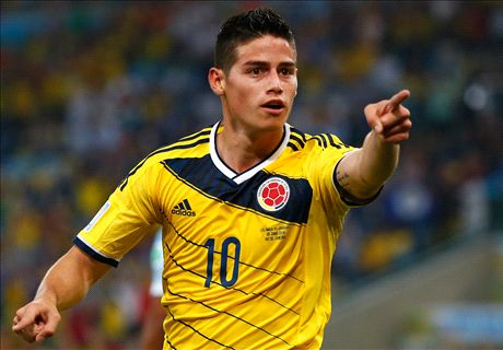 James will be a hit with Madrid - Heskey