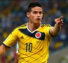 James Rodriguez Milik Real Madrid