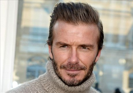 Beckham returns to Paris Saint-Germain