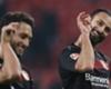 Leverkusen's 'Salt Bae' celebration