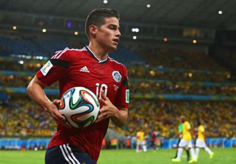 Do Real Madrid really need James?