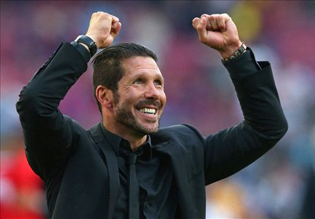 Simeone: Atletico success no fluke