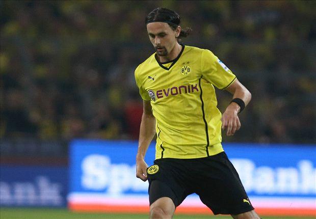 Subotic delighted with Borussia Dortmund comeback