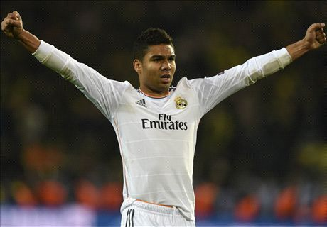 Casemiro: Madrid stay 'unforgettable'