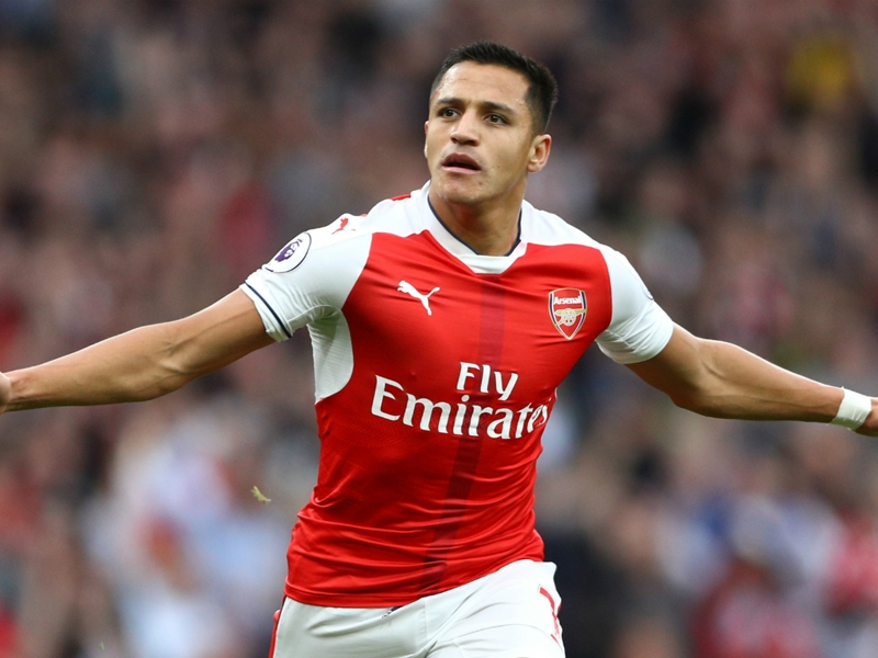 All out attack, alongside Aguero? How Manchester City could line up with Alexis Sanchez