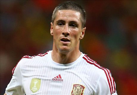 Garcia: Torres welcome back at Atletico