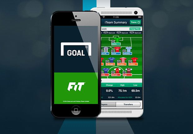 Play the new Goal Fantasy Football game