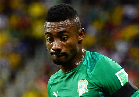 Official: Salomon Kalou joins Hertha