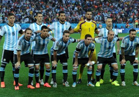 El mercado de la Selección argentina
