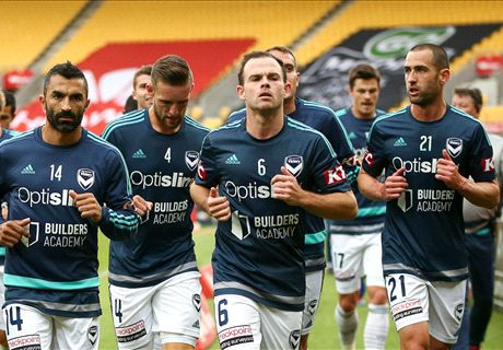 'It's not a form slump' - Broxham bullish about Victory