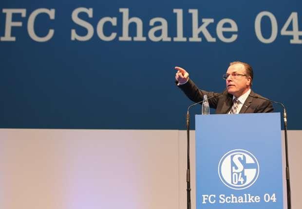 Er gibt die Richtung vor: Schalkes allmächtiger Aufsichtsratsvorsitzender Clemens Tönnies