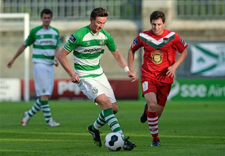 Match Report: Shamrock R 2-0 Cork
