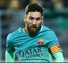 Messi talks going 'very, very well'