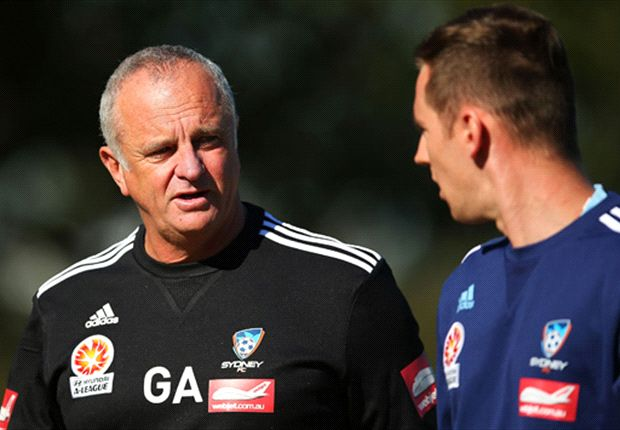 Sydney FC not ready for Newcastle test - Arnold