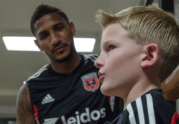 D.C. United helps make Jordan Johansen's wish come true