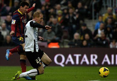 Mathieu not Barca material - Marquez