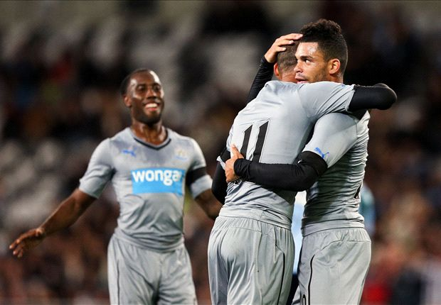 Sydney FC 0-4 Newcastle: Debutant Riviere on target in rout