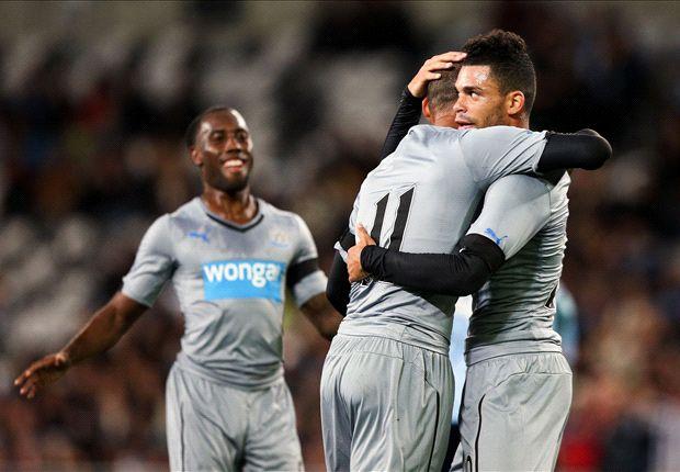 Wellington Phoenix 0-1 Newcastle: Pardew's men wrap up tour with hard-fought win