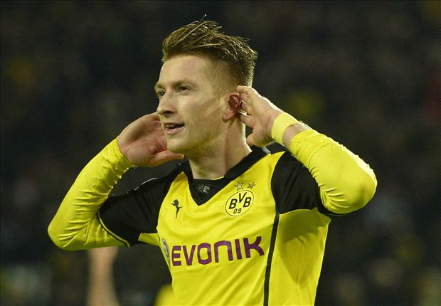 Reus recovery 'going well', say Dortmund