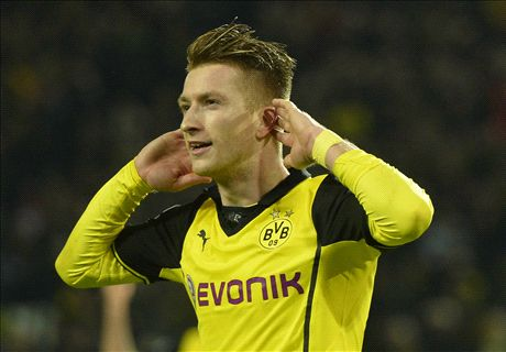 Reus recovery 'going well' - Zorc