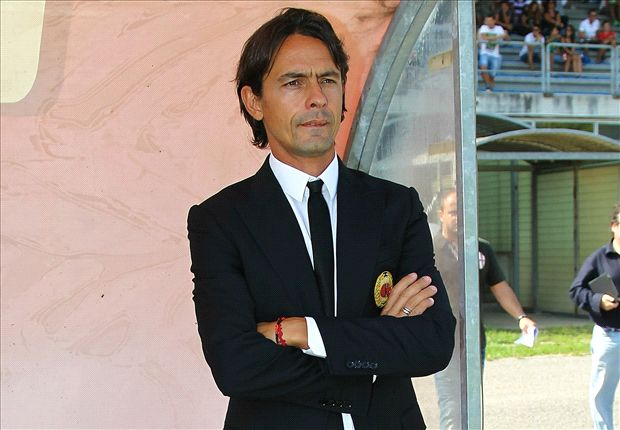 Inzaghi: Milan must improve in all areas