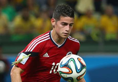 James Rodriguez débarque au Real Madrid (Officiel)