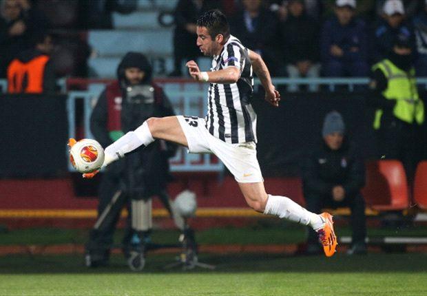 Juventus announce QPR loan for Isla