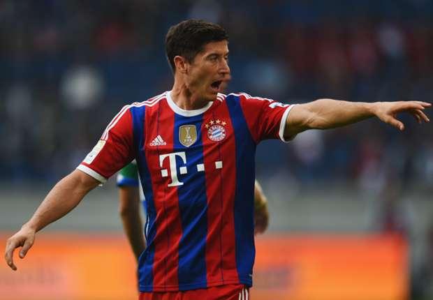 Sammer delighted with 'outstanding' Lewandowski