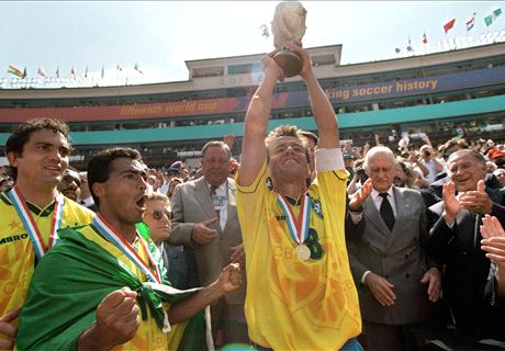 Mauro Silva: Dunga is an inspiration