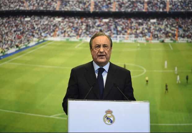 Real Madrid will be active until deadline day - Perez