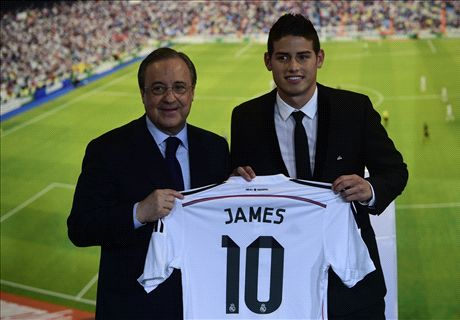 James: Real Madrid was always my dream