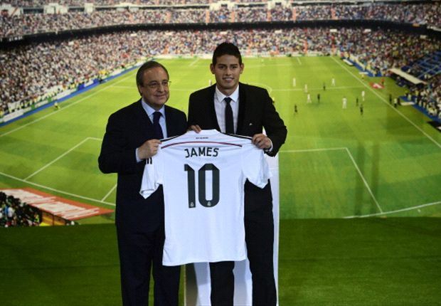 Real Madrid, uno de los clubes más activos del mercado: gastó 179M de dólares