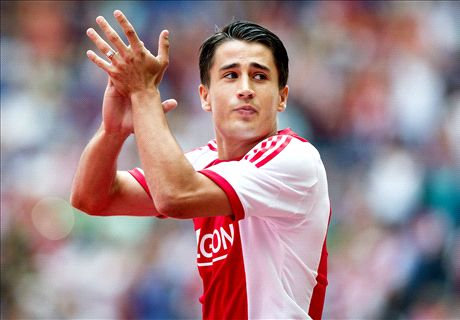 Crouch excited by Bojan capture