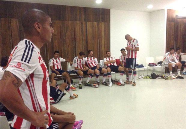 Chivas se tomará la foto oficial del A14