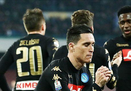 La regola del '7', Napoli in semifinale