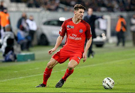 Comment Meunier a réussi à gagner sa place au PSG devant Aurier