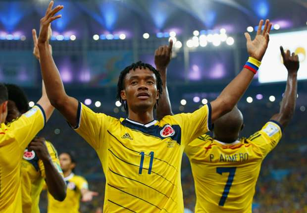 Manchester United line up €75 million double bid for Cuadrado & Blind