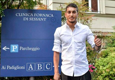 Pereyra undergoes Juventus medical