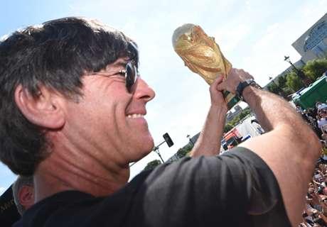 FIFA-Ranking: DFB weiter spitze