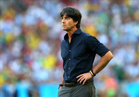 Low to continue as Germany boss