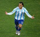 Los cinco mejores Tevez