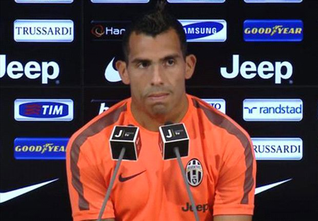Tevez: Ditching Juventus never on the cards