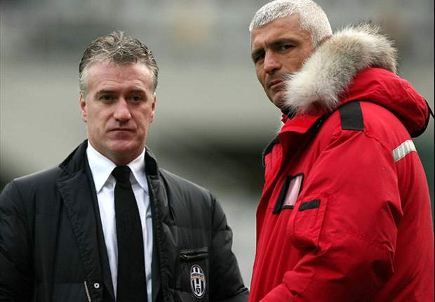 I regret leaving Juventus, admits Deschamps